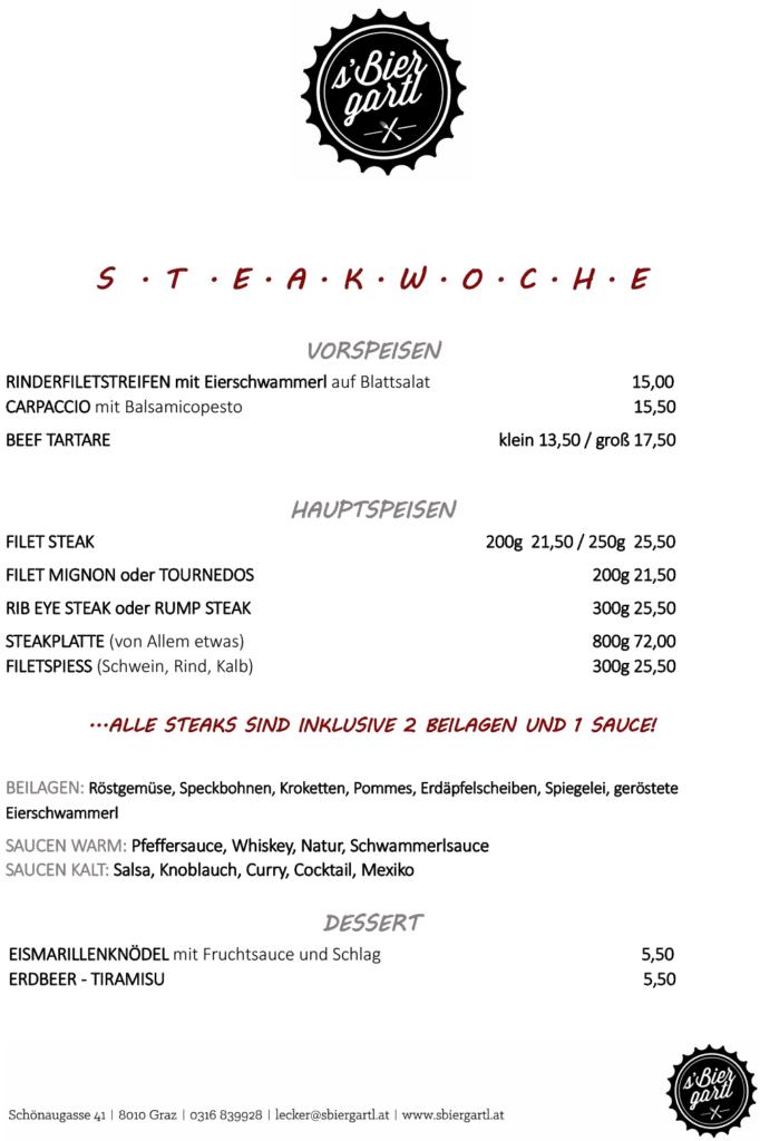 Steakwoche