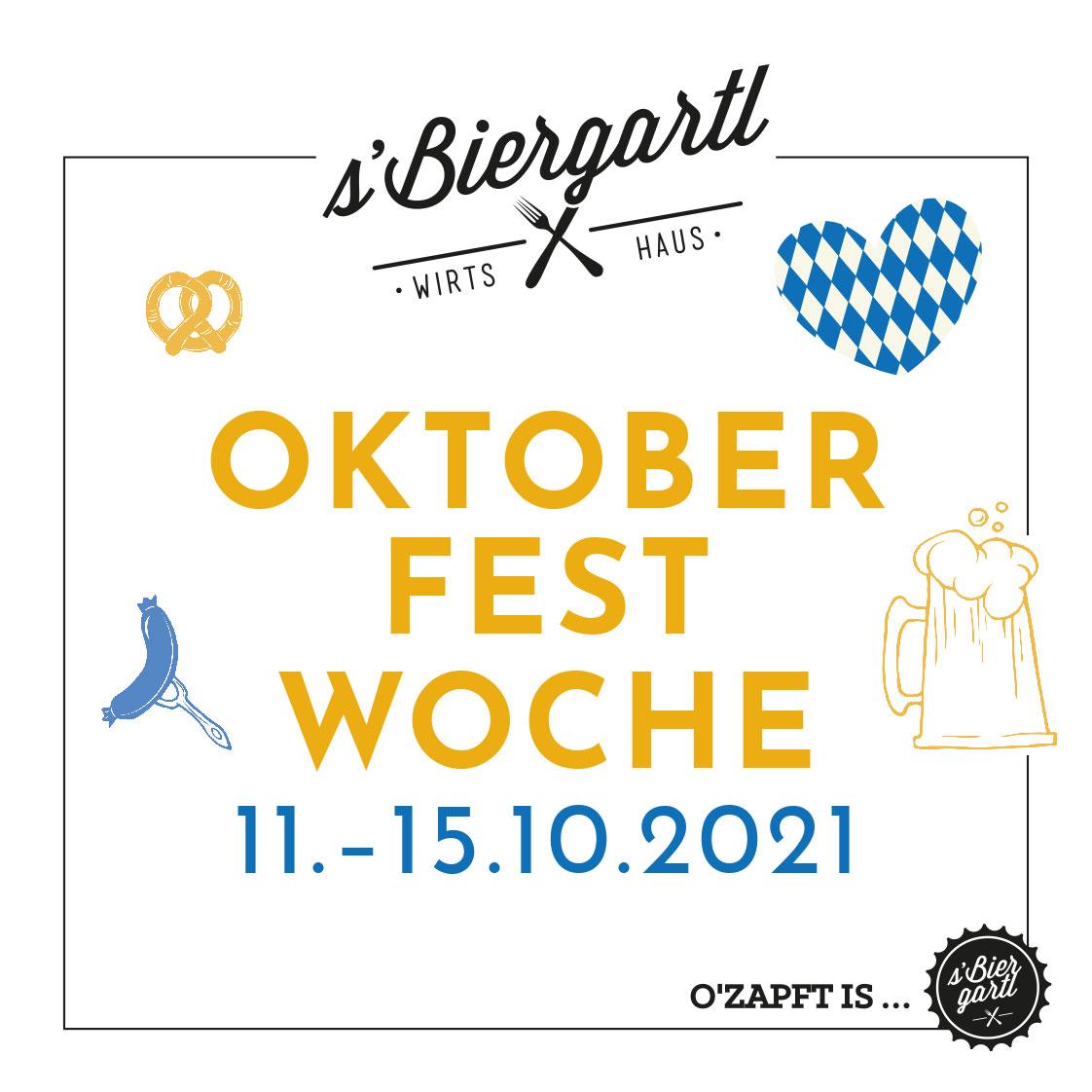 Oktoberfest Woche 2021