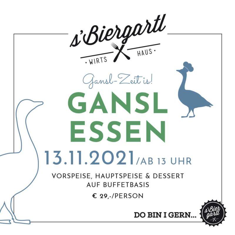 Ganslessen in Graz 2021
